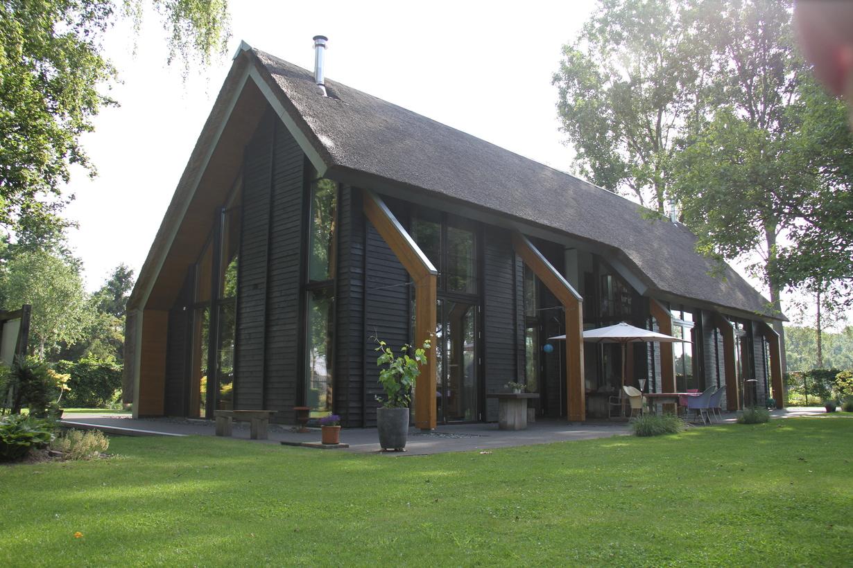 Constructiebureau keetels moderne boerderij - Ontwerp buitenkant ontwerp ...